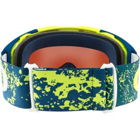 Oakley Airbrake XL - Gafas de esquí - verde/Multicolor